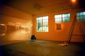 Installation View, Hiram To and Diena Georgetti, Umrib Envoy, That  Contemporary Art Space, One Night 1987 PHOTO Hiram To