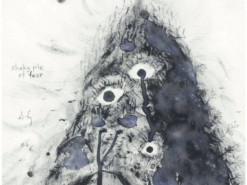 Shakey-Pile-of-Fear-by-Steven-Grainger,-img-724184419