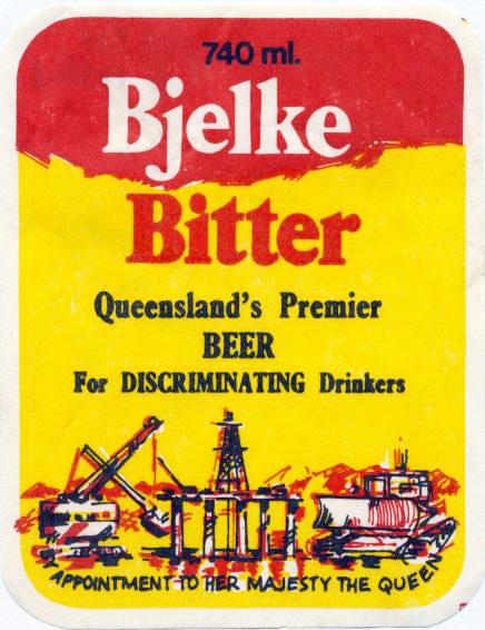 Bjelke Bitter