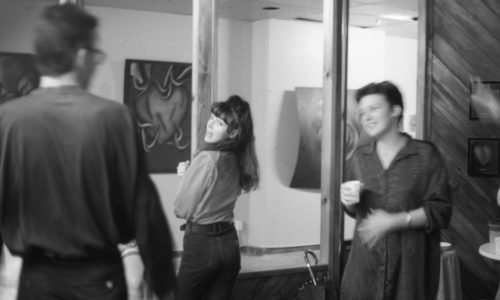 Artist Angelina Martinez- Works on Paper, Bureau Art Space, February 1989
