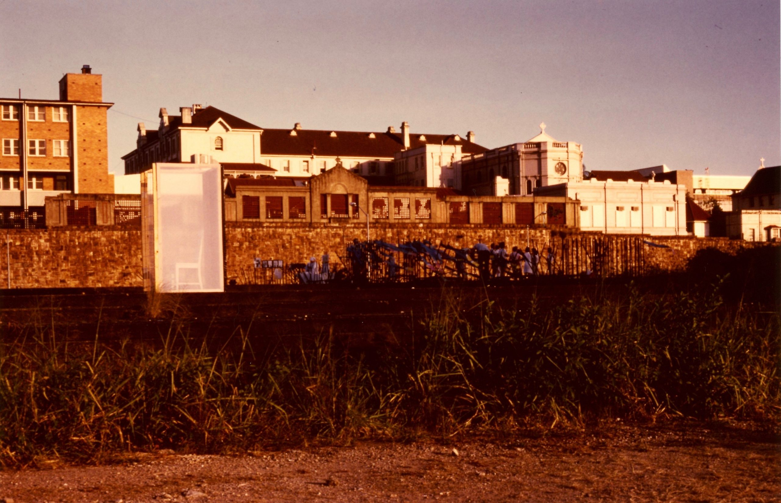 1979_Dianne Heenan_Installation _City Built_Works at The Crypt