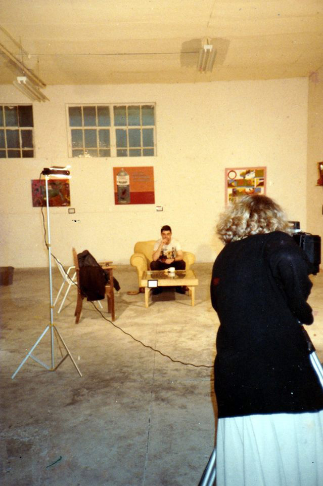 Shane Kneipp, That Space, 1987