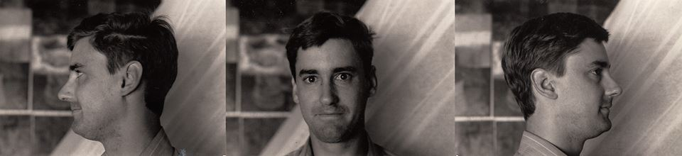 Geoff, 1989 Photo: Racheal Bruhn
