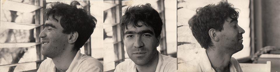 Julian, 1989 Photo: Racheal Bruhn
