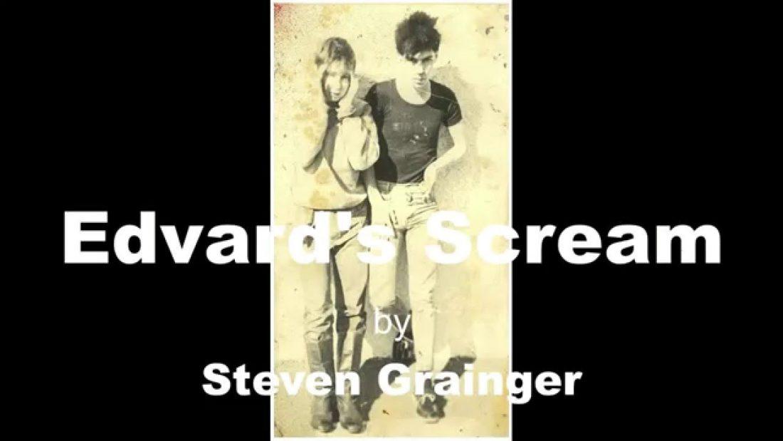 Edvard's Scream, Video Art, Steven Grainger, 1980