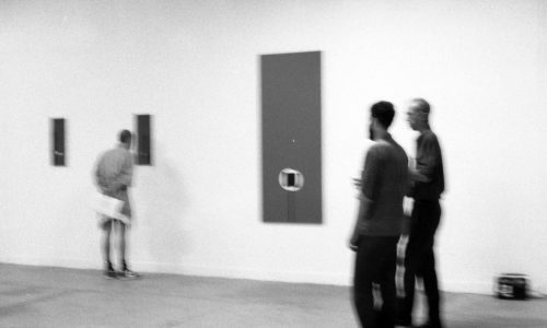 Artist Fergus Arrmstrong - Light is Late - 1987 - Installation - That Contemporary Art Space 12 - 23 May 1987