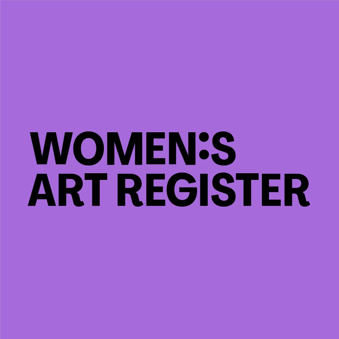 https://www.womensartregister.org